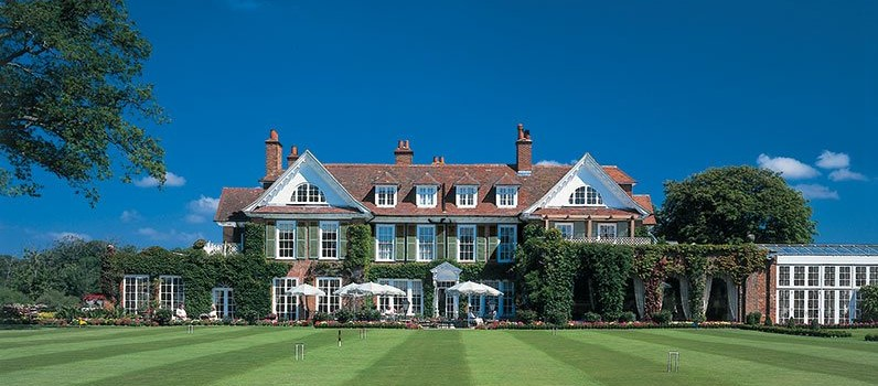 Treehouse Concierge Chewton Glen Hotel Spa Hampshire